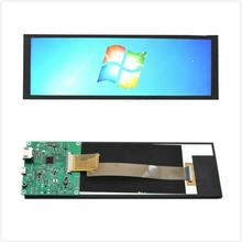 7.8 inch lcd display with touch and driver board connect to computer