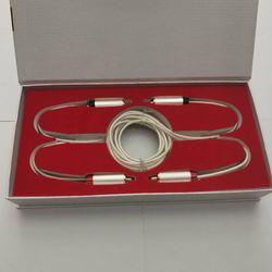 Hi-fi RCA Male to RCA Male Digital Audio Speaker Cable- thin
