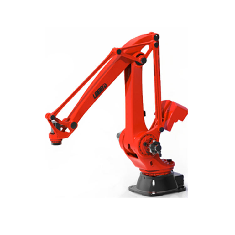 China factory made high standard favorable price automatic 4-axis palletizing industrial manipulator load 165kg Robot arm