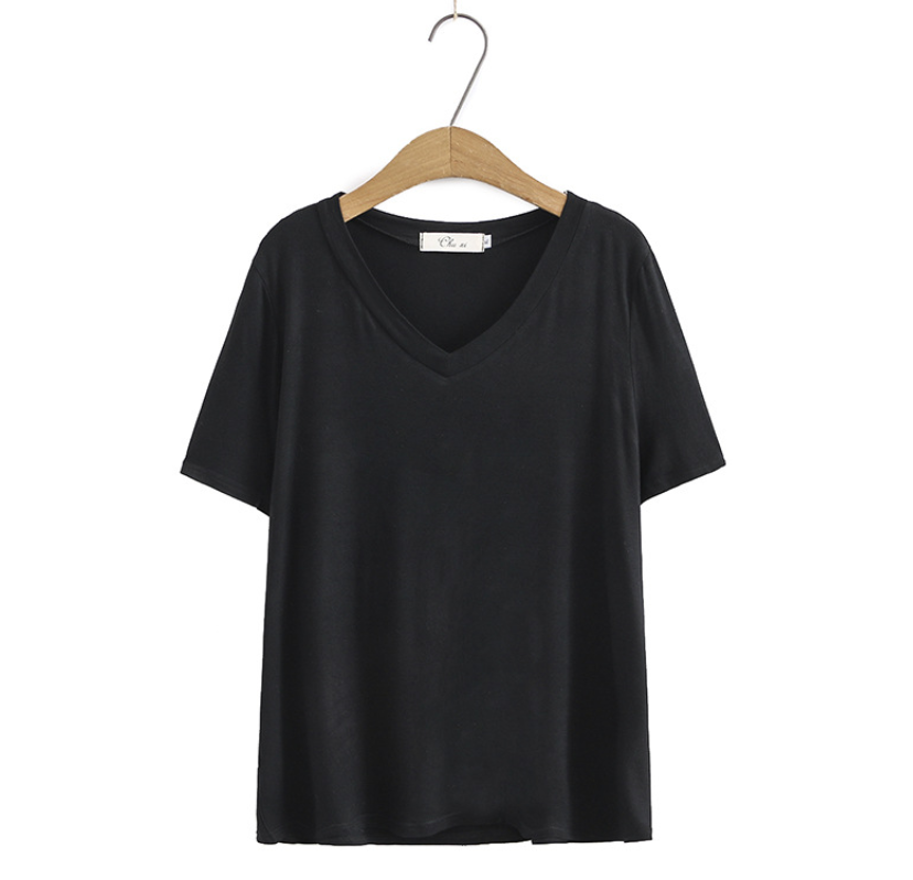 Hot selling Manufactory wholesale cotton and spandex stretchy clothing girls oversize t shirt