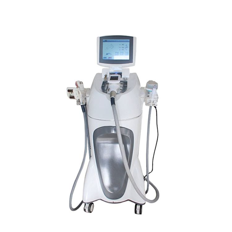 Sales bodyshape RF Vacuum Cavitation Body Weight Loss Slimming Device V9 shape 5 in 1