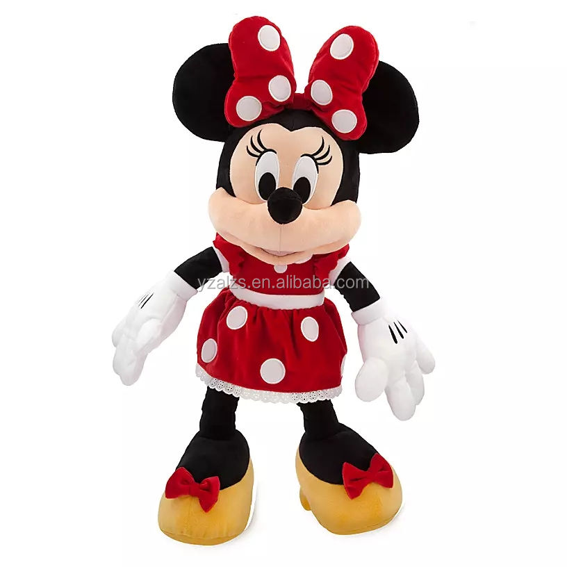 Bella <span class=keywords><strong>Minnie</strong></span> <span class=keywords><strong>Mouse</strong></span> <span class=keywords><strong>Peluche</strong></span> Ripiene Toy