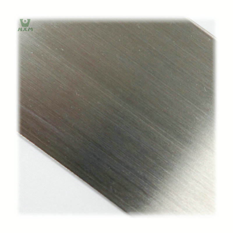 Wuxi HL no 8 304L stainless steel plate