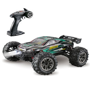 2.4G 1/16 Simi Truck Off-road 4WD High Speed Racing Car XLH(36Km/h)