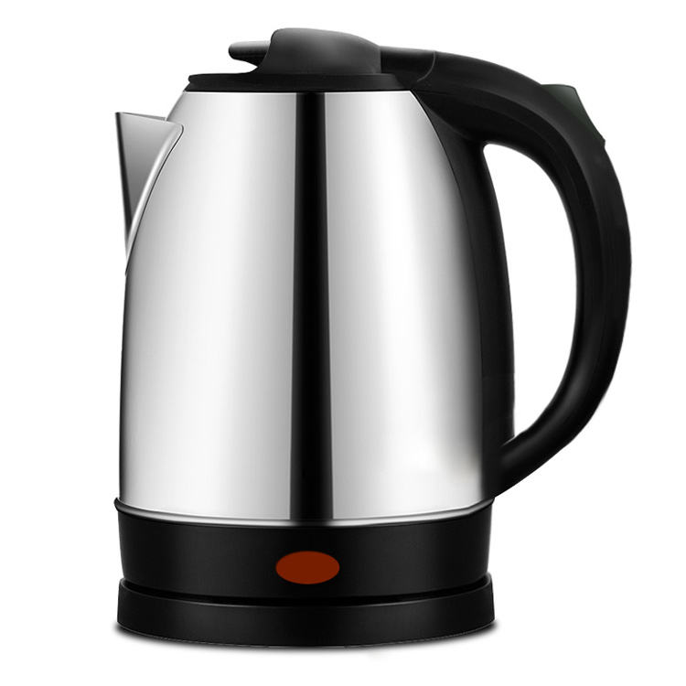 SONAC TG20A 1.8L stainless steel electric kettle for home kitchen and hotel room use water kettle