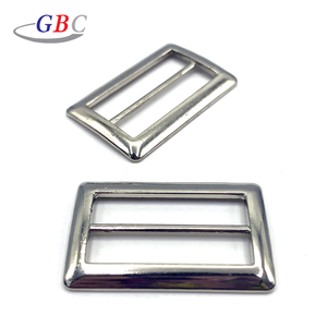 Custom metal belt buckle parts