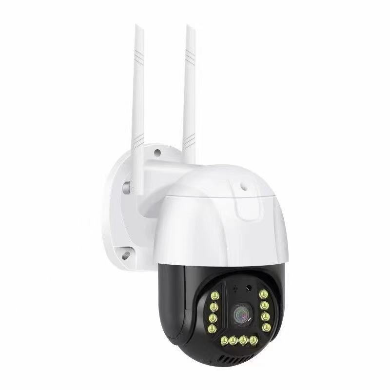 2.5 Inch ABS Material Auto Tracking 5MP PTZ Security Surveillance P2P IP Outdoor CCTV Wireless Camera IP 66 H.265 Night VISION