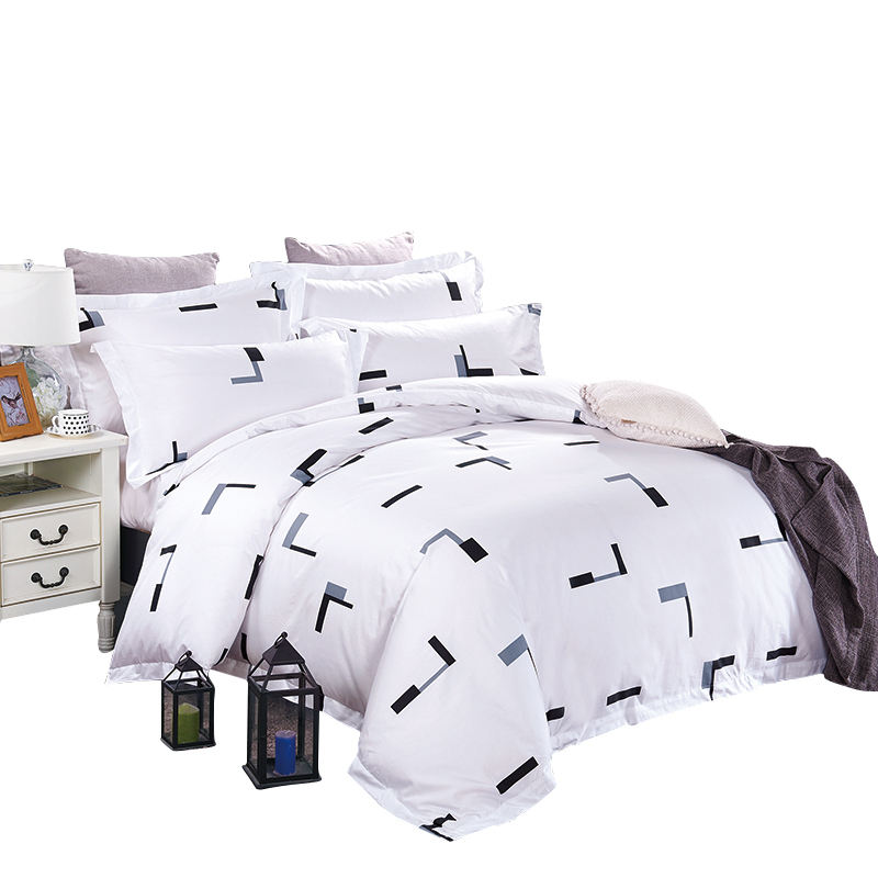 China Supplier High Quality Supply 100% Cotton Bed Sheets