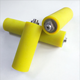 Factory Price Custom Hard Polyurethane Rubber Nip Roller For Plastic Flim Machinery