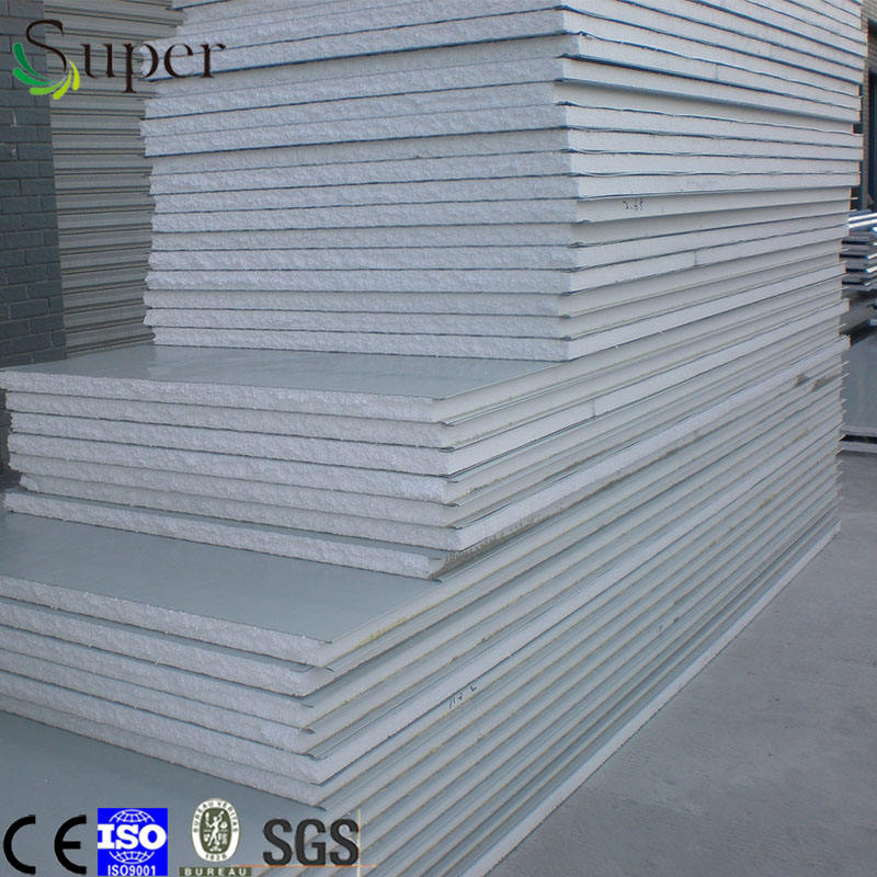 Cheap Factory Price Refrigerator Insulation EPS Sandwich Panel