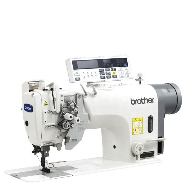 Brother 8452 Double Needle Direct Drive Computerized Sewing Machine