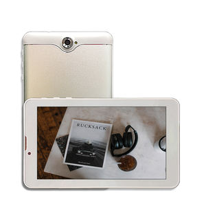 Cheap 7 inch 3G Android tablet multi touch screen MTK Quad Core tablet pc 8GB ROM with dual sim card