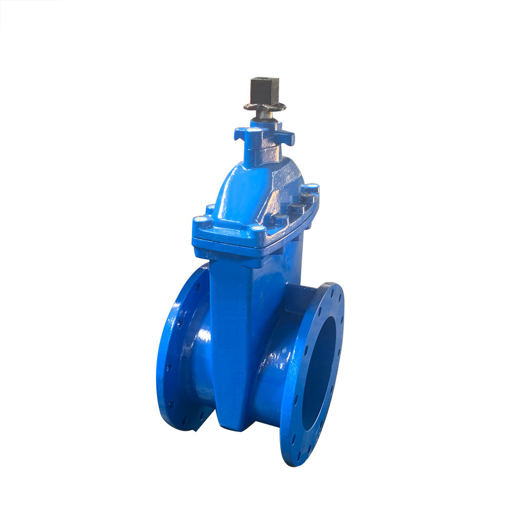 Air Supply Flange Baji Gate Valve