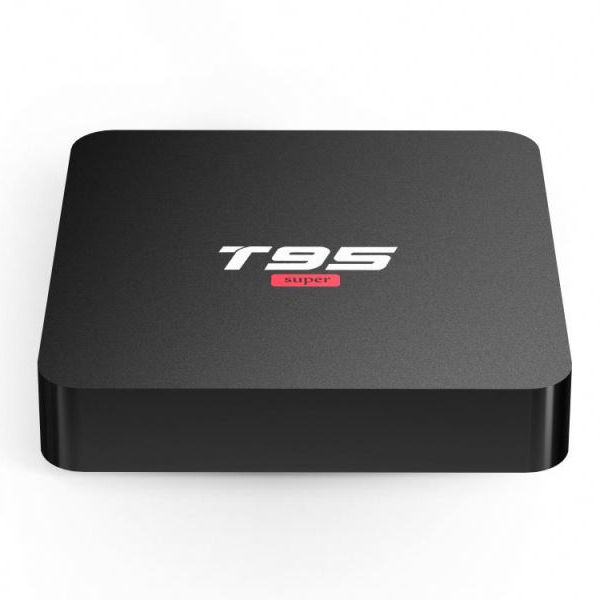 Good qualität Android 10.0 T95Super 4k Smart TV Box <span class=keywords><strong>Allwinner</strong></span> H3 2GB RAM 16GB ROM set top box T95 super