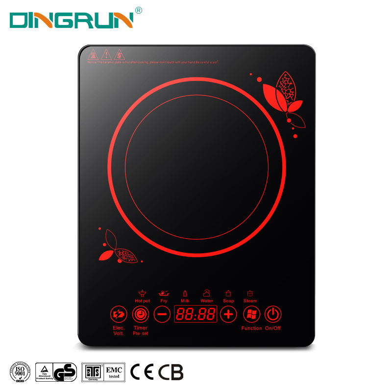 Hot Selling Vietnam Big Induction Cooker Industrial Household Induction Cooktop