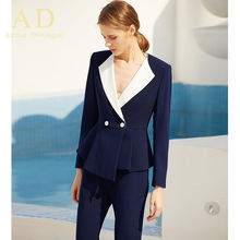 Stylish Formal Woman Office Pant Ladies Suit