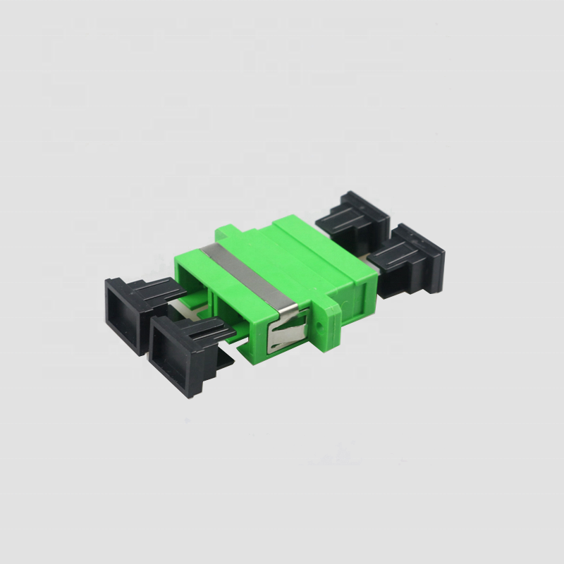 High Quality Duplex SC PC Fiber Optical Adapter conector apc