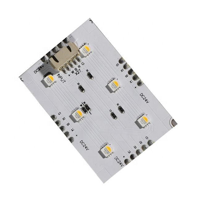 COB Technology factory supply customized flexible LED PCB circuit board with 5050 chips for video studio photography lights