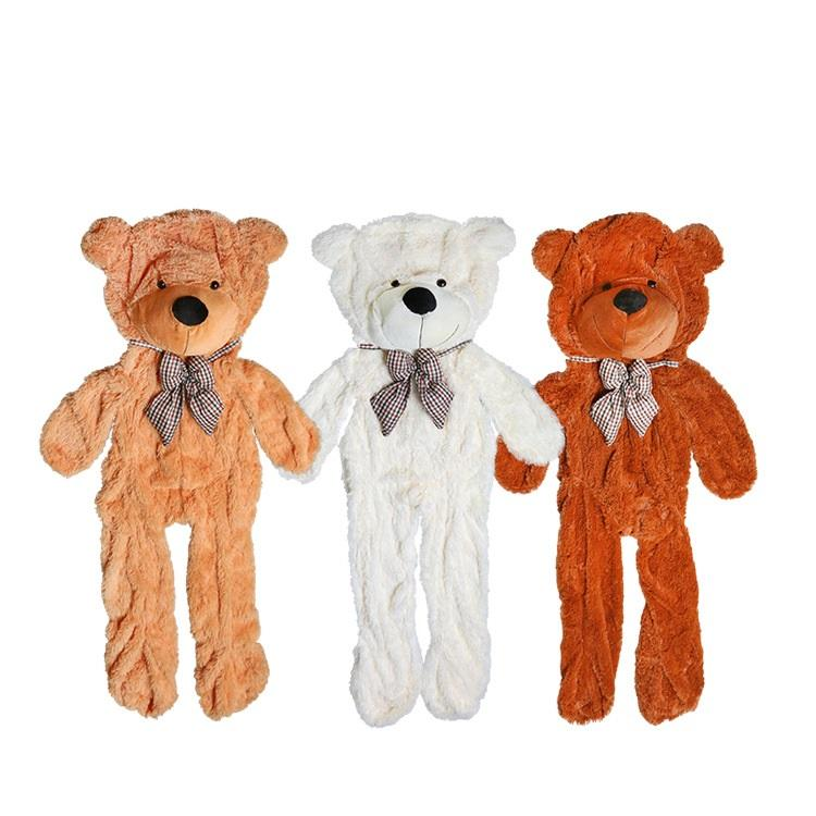 Cute Teddy Bear Giant Plush Toys Stuffed Animal Skin