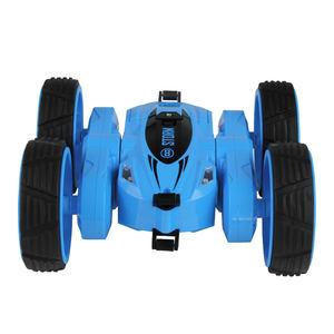 JJR/C 360 Grad Hohe Geschwindigkeit Rotation Kinder Kinder Fernbedienung RC Stunt Twist Auto