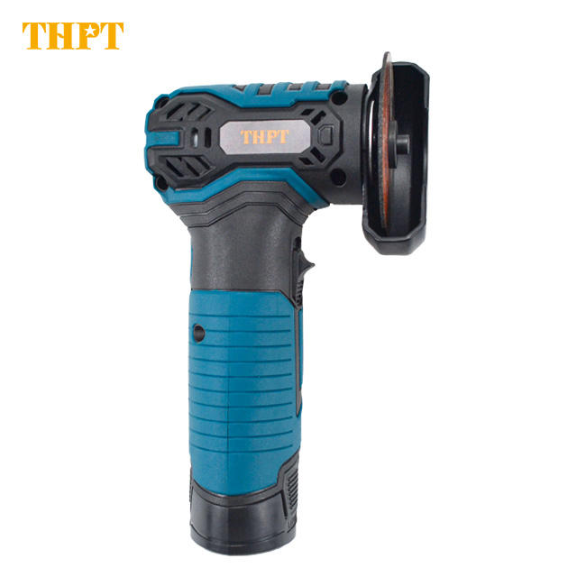 THPT Portable Cordless household Mini Long Life Power 12V 75mm Disc Wheel Electric Angle Grinder