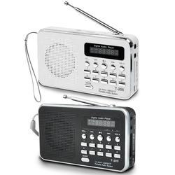 Stereo Speaker Portable Mini Am Fm Radio Support Sd/Tf Card With Usb