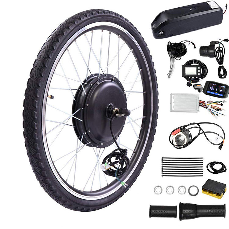 2 years warranty 45 km /h 1000 w 48 v ebike conversion kit / electric bicycle motor