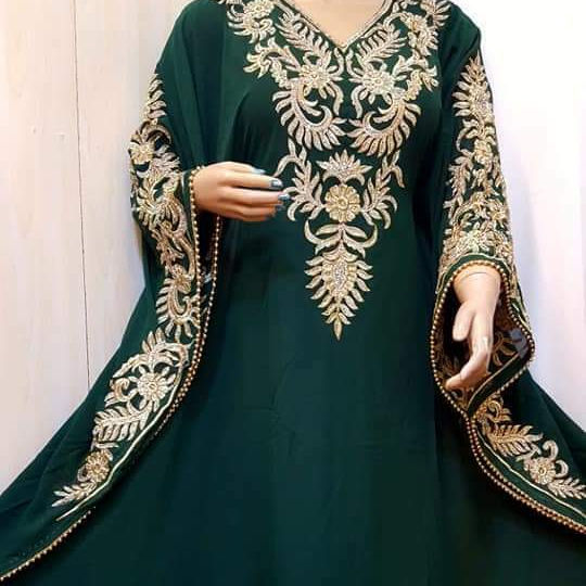 Custom 2019-2020 Morocco Dress Morocco Wedding Dress Wholesale Abayas