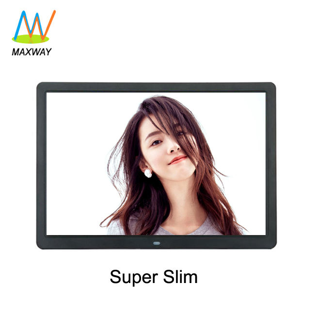 15 Inch Wall Mount Hd 1080P Video Digital Signage Lcd Advertising Display Monitor