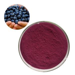 Sử dụng y tế thực phẩm sức khỏe bổ sung Euterpe badiocarpa chiết xuất bột acai berry