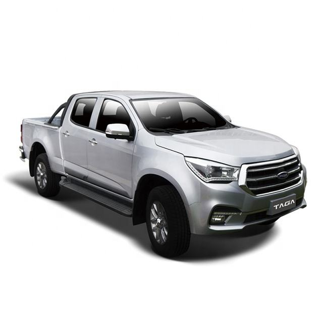 QinglingTAGA 4x4 Diesel pickup truck,Double cabin left rudder, suitable for all kinds of pickups with complex road conditions