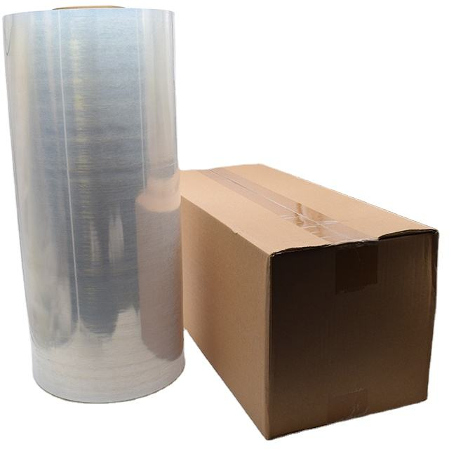 500mm PE clear Jumbo roll stretch film wrapping Jumbo roll