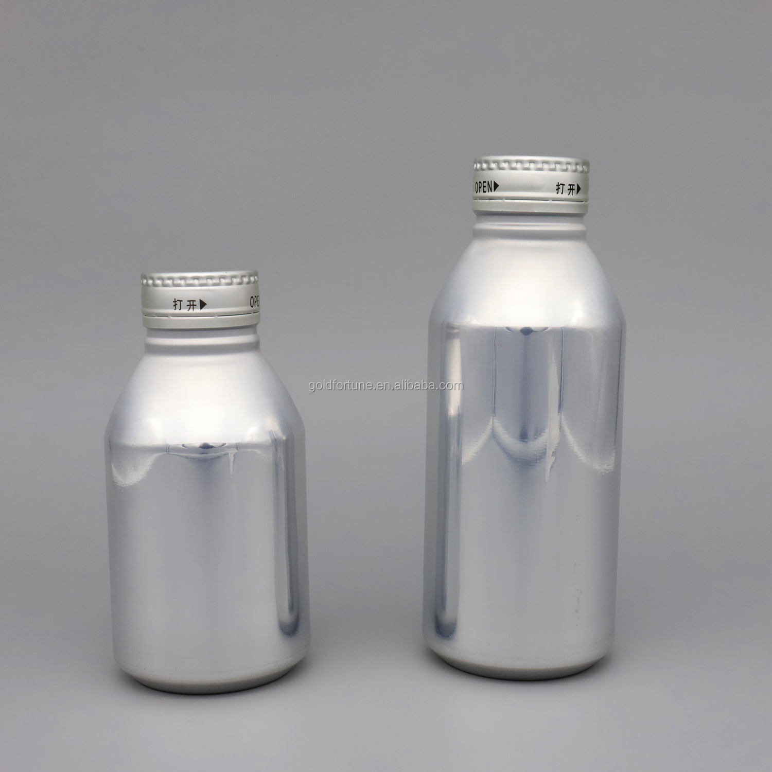 250ml 330ml custom soda soft drink beer milk aluminum bottle cans with lids