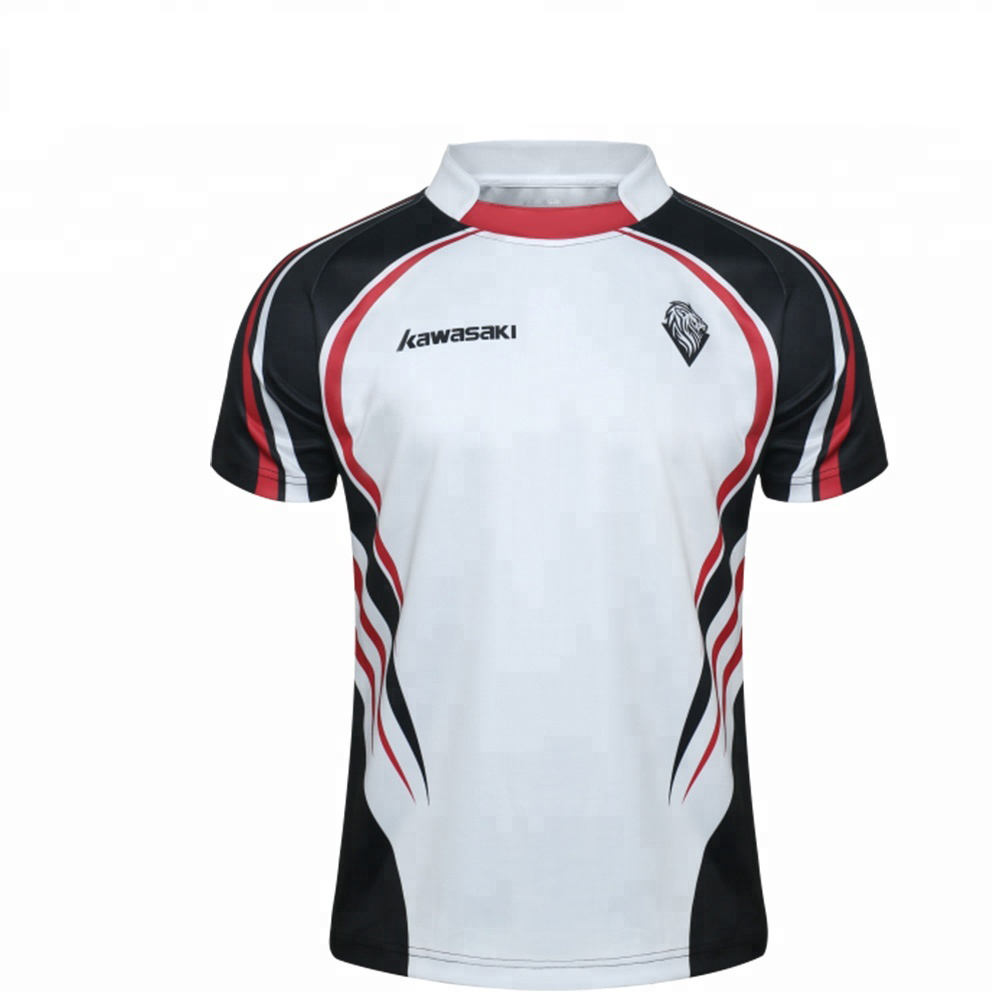 OEM China factory <span class=keywords><strong>럭비</strong></span> uniform professional rugby jerseys (high) 저 (품질