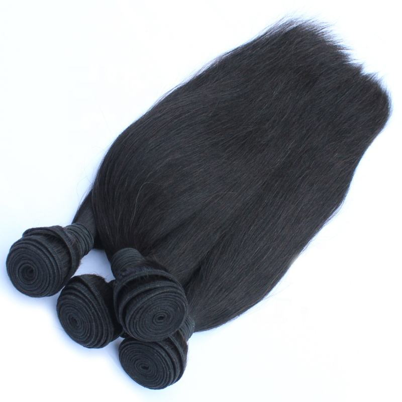 หรูหราชิงเต่า Governor Palace ผมที่ดีที่สุด Virgin Virgin Cuticle Aligned Remy Human Hair STRAIGHT Hair EXTENSION
