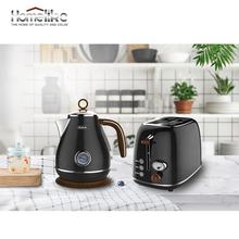 2020 Newest Multifunction Kitchen Small Appliances Electric Kettle And Toaster Set