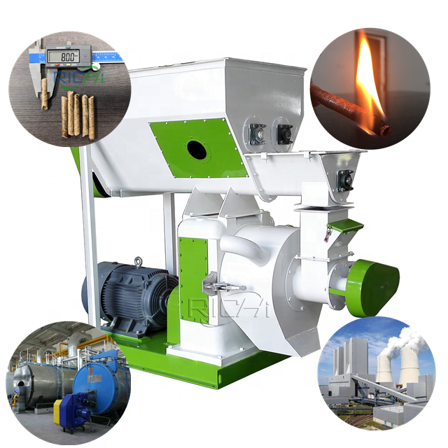 Factory Supply biomass ring die wood pellet mill price, wood pellet machine
