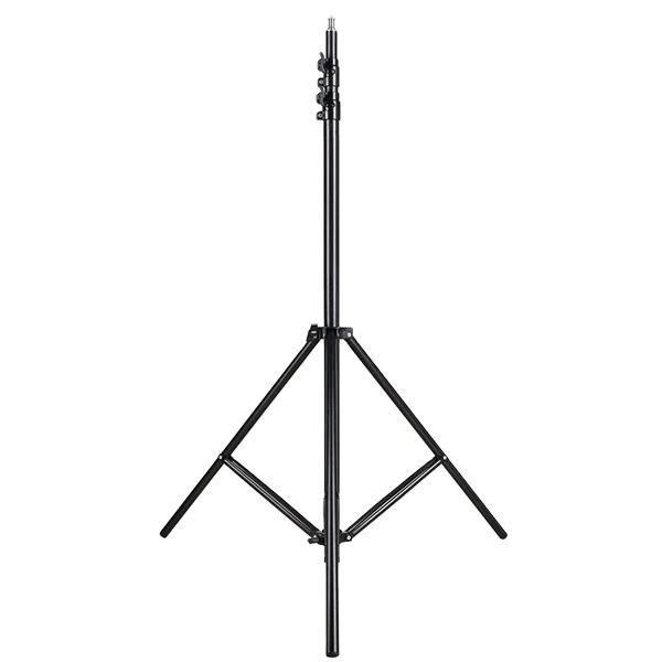 Professional 280cm Adjustable photographic studio All Metal flexible Light stand for Studio Photo Flash Light
