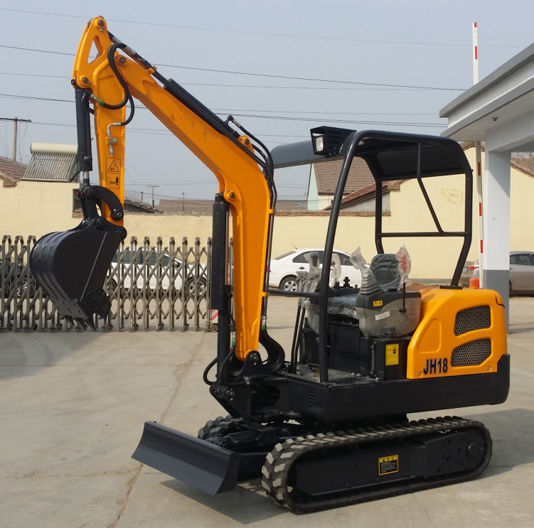 HANK construction machine hydraulic compact mini bucket crawler excavator price for sale
