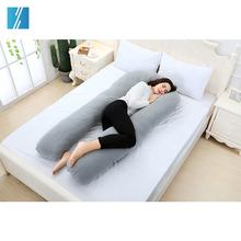 comfort washable full body u shape back support pregnancy pillow for pregnant girl