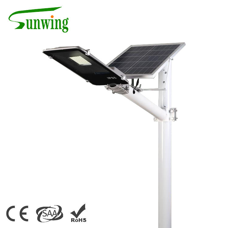 Energy saving outdoor solar Street Light luminaries 200w Led street lighting
