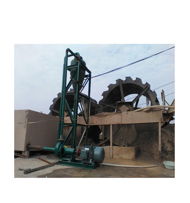 sand washing plant recycling sand machine mechanical equipment