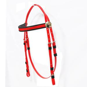 Factory direct plastic horse bridle new bridles longlasting