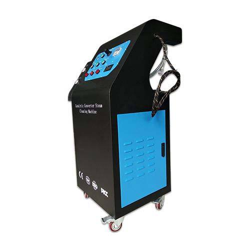 2019 newest technology diesel particulate filter cleaner machine