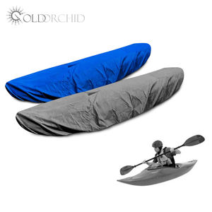 210D Oxford Waterproof Various Color Kayak Boat Cover