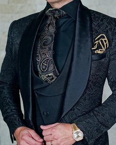 Find Comfortable Custom And Trendy Black Men Suit For Wedding Alibaba Com
