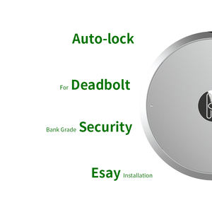 Airbnk M300 Smart Door Lock Electronic Deadbolt Lock Tuya Double Door Lock