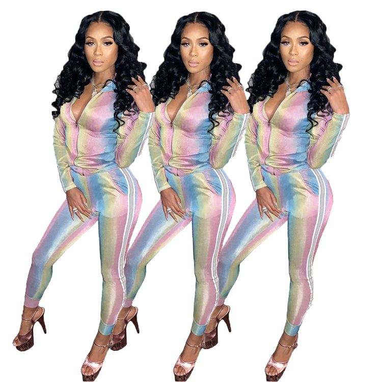 M0505 2020 two piece set women two piece set women clothing summer outfits women two pieces