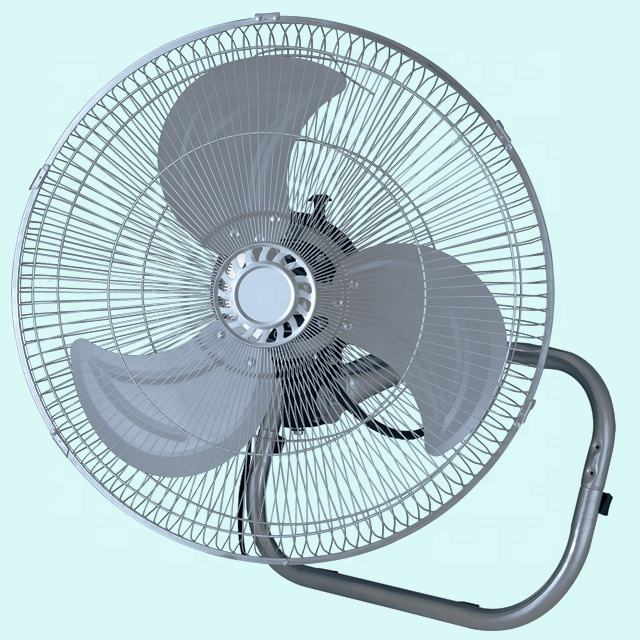 "16""/18 Inch 3in1 Big Power Crown Evernal Industrial Stand Fan / Wall Industrial Ventilator / Floor Industrial fan"