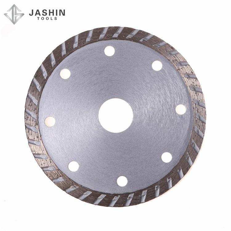 hot sale 3.9inch 100*8.0*2.0*20/22.23/25.4mm turbo diamond saw blade for cutting Marble